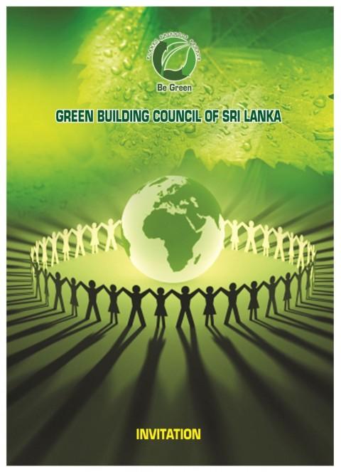 Green Building Invitation