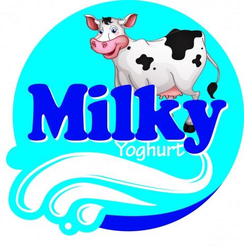 Milky Logo