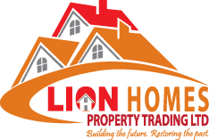 Lion Property Logo