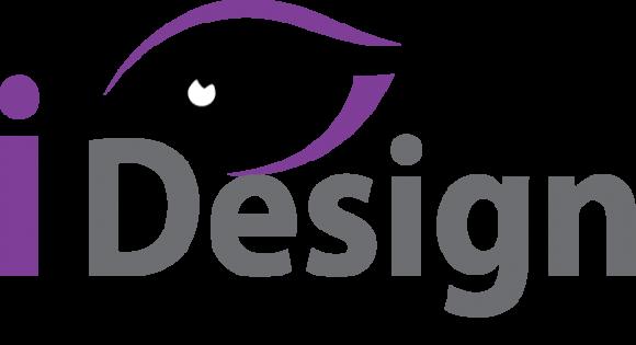 i Design Logo