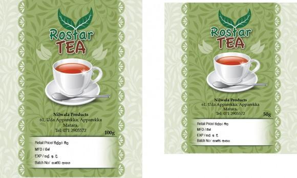 Prabath Rostra Tea Labe