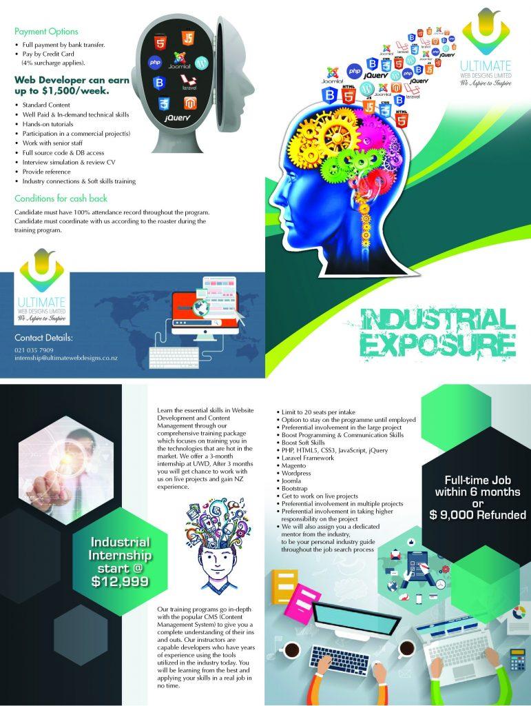Leaflet - Quick Designs