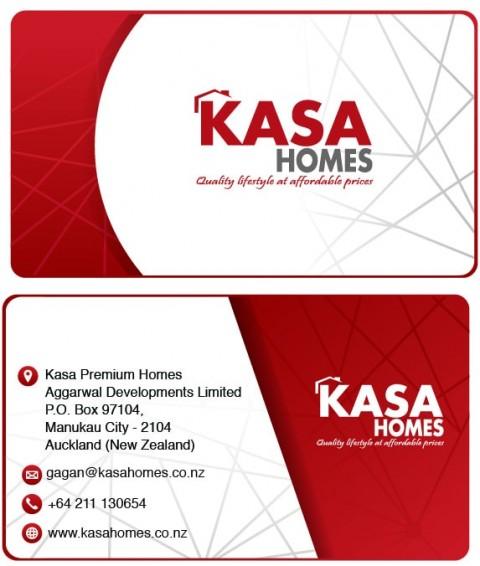 Kasa Visiting Cards