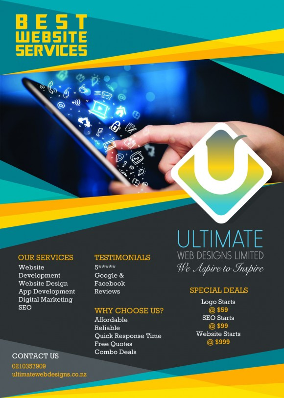 Ultimate Web Designs ltd.