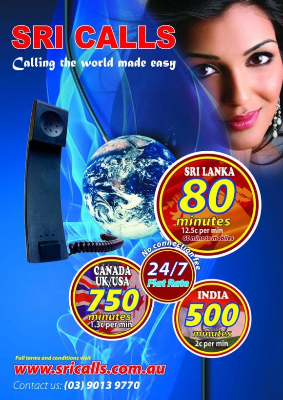 Sri Calls